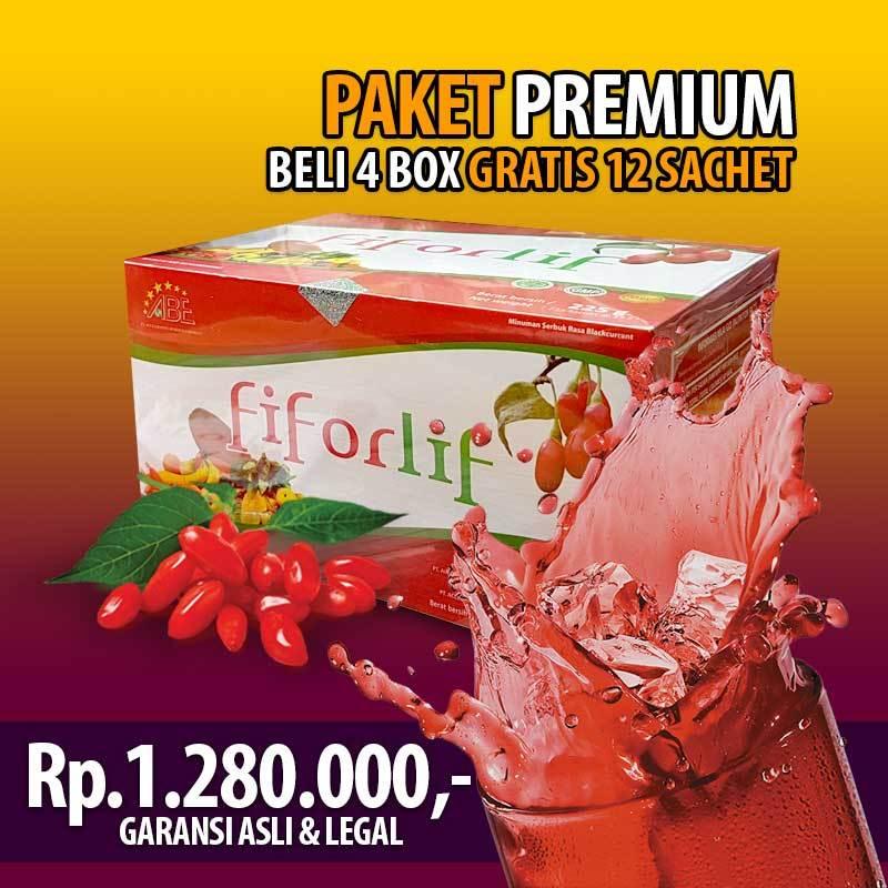 Paket Fiforlif 4 Boks